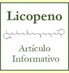 Información del Licopeno