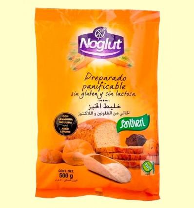 Noglut Preparado Panificable - Santiveri - 500 gramos
