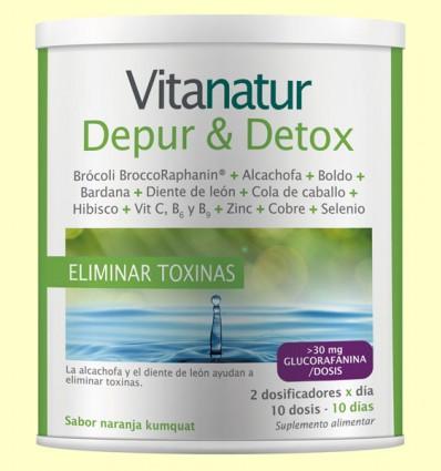 Depur & Detox - Vitanatur - 200 gramos