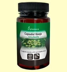 Capsudiet Hinojo - Plameca - 40 cápsulas