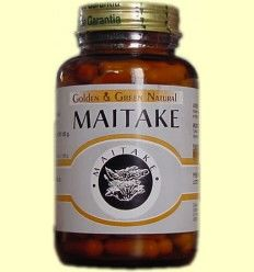 Maitake - Golden & Green - 120 cápsulas