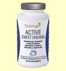 Active Sweet Dreams - Salengei - 60 cápsulas