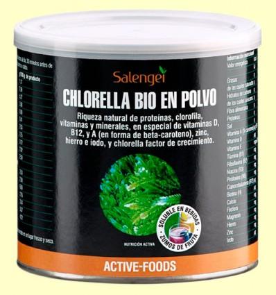 Chlorella en Polvo Bio - Salengei - 200 gramos
