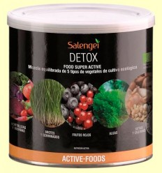 Detox Food Super Active - Salengei - 200 gramos