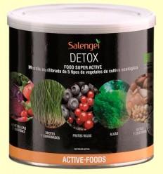 Detox Food Super Active - Salengei - 200 gramos