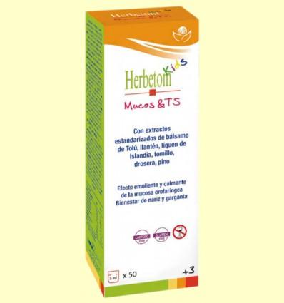 Herbetom Kids Mucos&TS - Bioserum - 250 ml