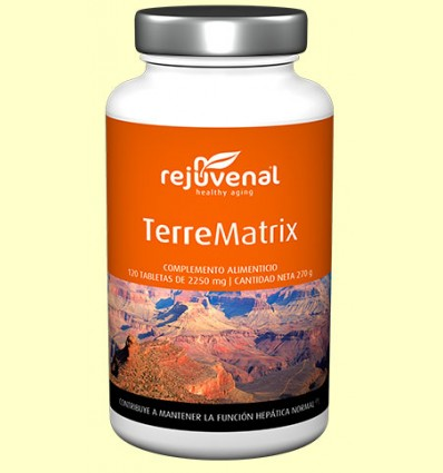 Terrematrix Tabletas - Rejuvenal - 120 tabletas