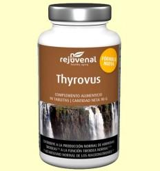 Thyrovus - Función Tiroidea - Rejuvenal - 90 tabletas