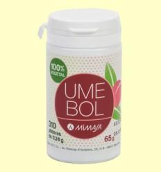 Umebol - Umeboshi y Jinenjo - Mimasa - 310 cápsulas