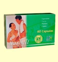 Sosbelt - CFN Laboratorios - 80 cápsulas