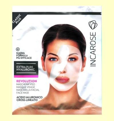 Mascarilla para el rostro al Ácido Hialurónico Bio Mask - Inca Rose - 17 ml