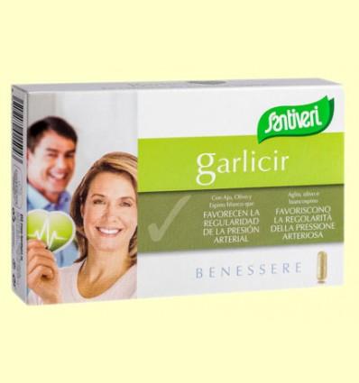 Garlicir - Santiveri - 60 cápsulas