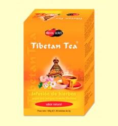 Tibetan Tea - Infusión de hierbas - Sabor Natural - 90 bolsitas