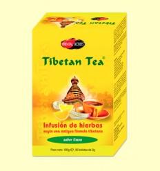 Tibetan Tea - Infusión de hierbas - Sabor Limón - 90 bolsitas *