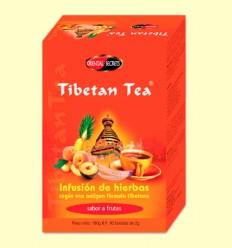 Tibetan Tea - Infusión de hierbas - Sabor Frutas - 90 bolsitas