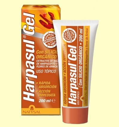 Harpasul Gel con Silicio Orgánico - Natysal - 200 ml