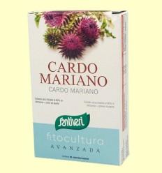 Cardo Mariano - Santiveri - 40 cápsulas