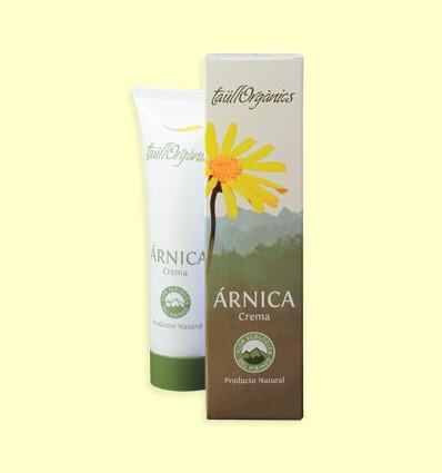 Crema Corporal con Árnica Eco - Taüll Organics - 200 ml