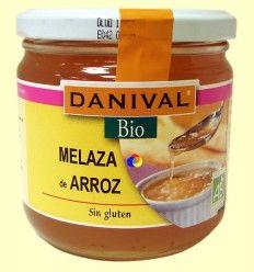 Melaza de Arroz Bio - Danival Bio - 460 gramos