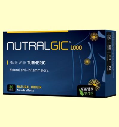 Nutralgic - Procesos inflamatorios - Santè Verte - 30 comprimidos