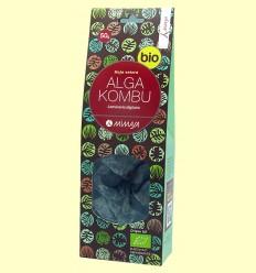 Alga Kombu Eco - Mimasa - 50 gramos