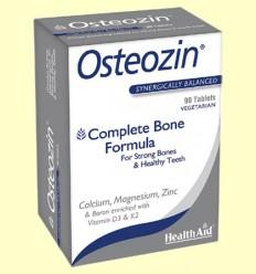 Osteozin - Health Aid - 90 comprimidos