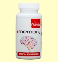 +Memory - Plantis - 45 cápsulas