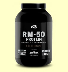 RM-50 Proteínas Chocolate con Leche - PWD - 2 kg