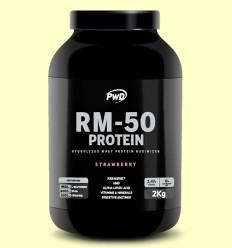 RM-50 Proteínas Fresa - PWD - 2 kg