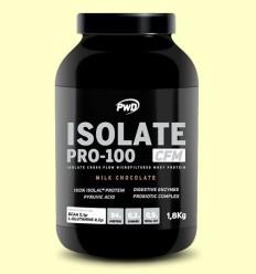 Isolate Pro -100 Chocolate con Leche - PWD - 1.8 kg
