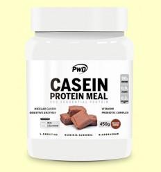 Casein Protein Chocolate Brownie - PWD - 450 gramos