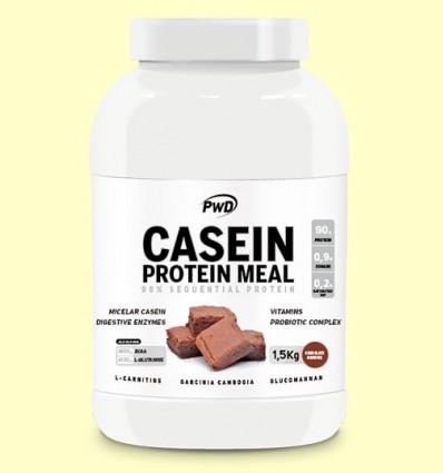 Casein Protein Chocolate Brownie - PWD - 1,5 kg