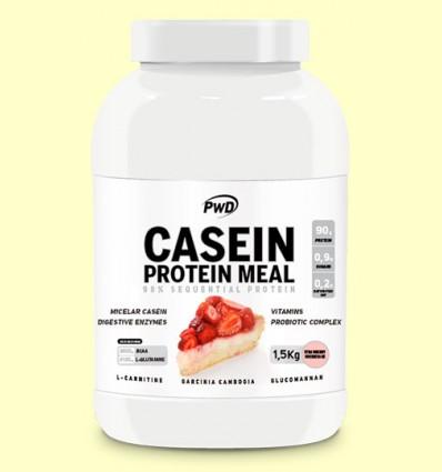 Casein Protein Tarta de Queso con Fresa - PWD - 1,5 kg