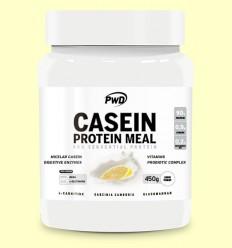 Casein Protein Yogur Limón - PWD - 450 gramos