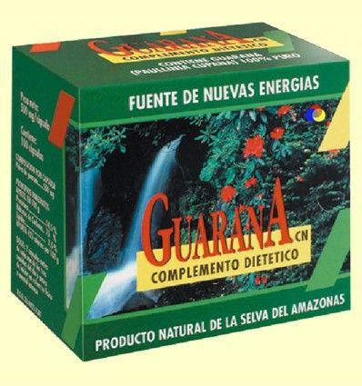 Guaraná CN - CN Dietéticos - 100 cápsulas
