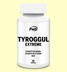 Tyroggul Extreme - PWD - 120 cápsulas
