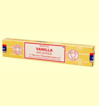 Incienso Vainilla - Satya - 15 gramos