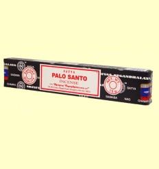 Incienso Palo Santo - Satya - 15 gramos