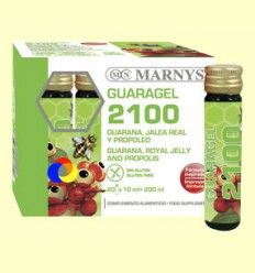 Guaragel 2100 - Guaraná - Marnys - 20 apollas