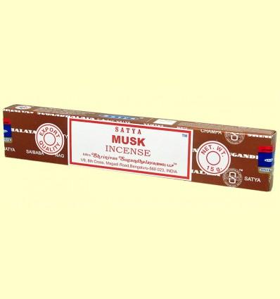 Incienso Musk - Satya - 15 gramos