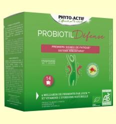 Probiotil Defensa Bio - Sistema Inmunitario - 3 Cepas de Bacterias Lácticas - Phyto Actif - 14 sobres