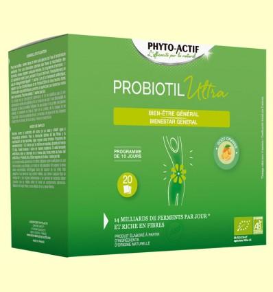 Probiotil Ultra Bio - Phyto Actif - 45 cápsulas