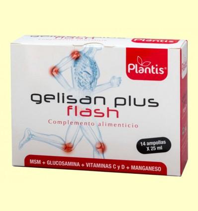 Gelisan Plus Flash - Plantis - 14 viales