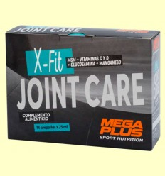 Joint Care XFit - Articulaciones - Mega Plus - 14 viales