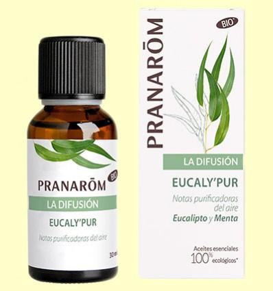 Eucaly Pur Bio - Difusión - Pranarom - 30 ml