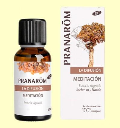 Meditación Bio - Difusión - Pranarom - 30 ml