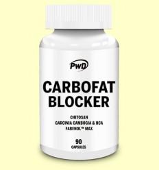 Carbofat Blocker - PWD - 90 cápsulas
