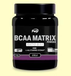 BCAA Matrix Powder Sabor Cola - PWD - 525 gramos