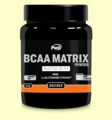 BCAA Matrix Powder Sabor Naranja - PWD - 525 gramos