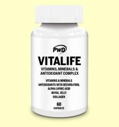 Vitalife - PWD - 60 cápsulas